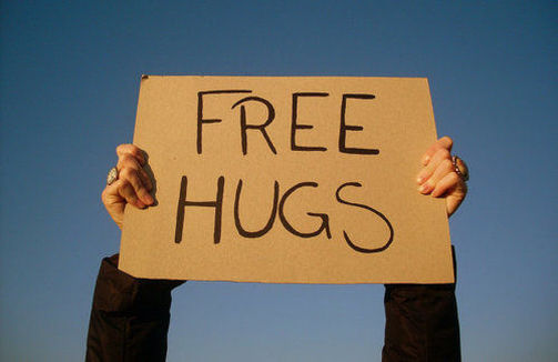 free hugs photography please one sign favim com 759514
